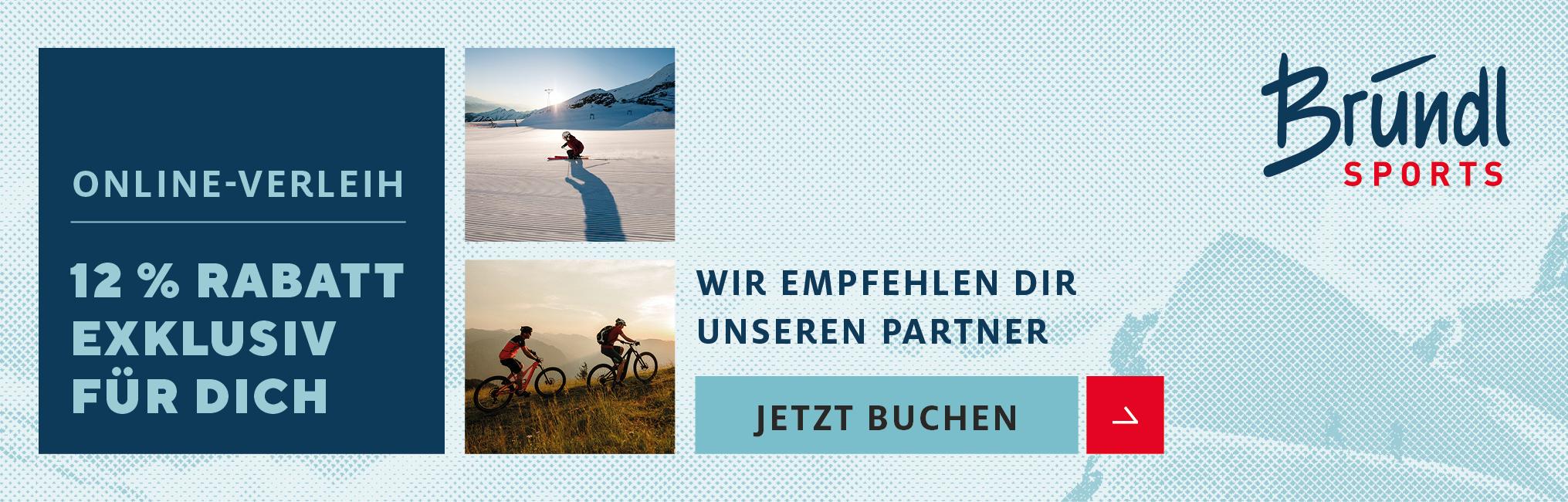 Intersport Bruendl - unser Partner für Skiverleih