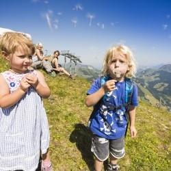 Natur-Abenteuer für die schönsten Ferien-Erinnerungen in der Bergwelt rund um Saalbach eva,VILLAGE liegt inmitten der Berge von Saalbach