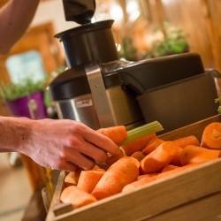 Gemüse & Obst - das darf für einen Tag ab Berg in Saalbach nicht fehlen. Jeden Tag natürlich frisches Obst & Gemüse am Frühstücks-Buffet.