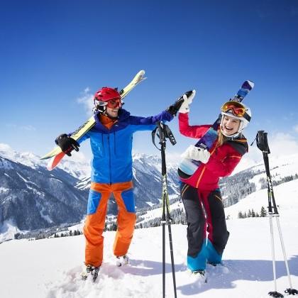 Skicircus Saalbach Hinterglemm bietet eineinmaliges Skierlebnis
