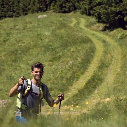 400km Wanderwege in Saalbach Hinterglemm