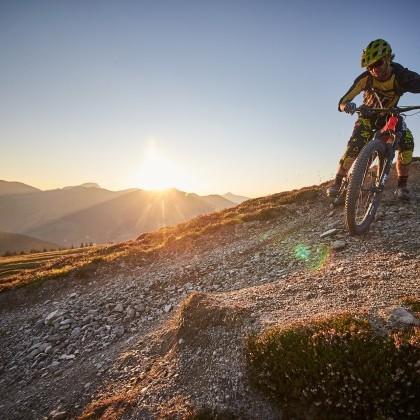 challenge yourselft at Bike-Circus Saalbach Hinterglemm