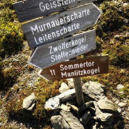 400km of routes are crossing the Glemmtal