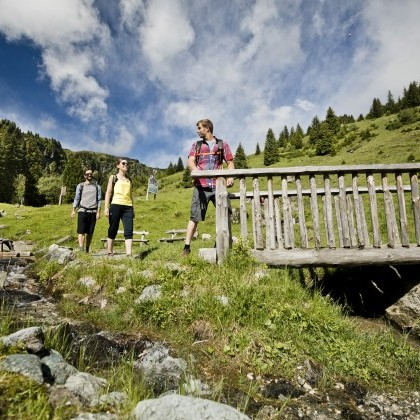 400 km of hiking-routes are waiting for you in Saalbach Hinterglemm