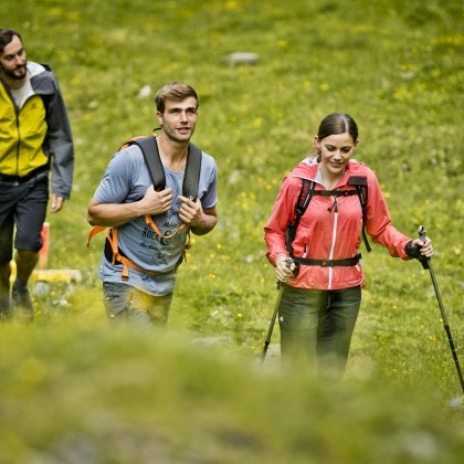 Family, friends or couples - hiking is for everybody