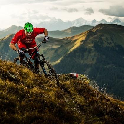 400km Wege zu erkunden - Wander und Bikecircus Saalbach Hinterglemm