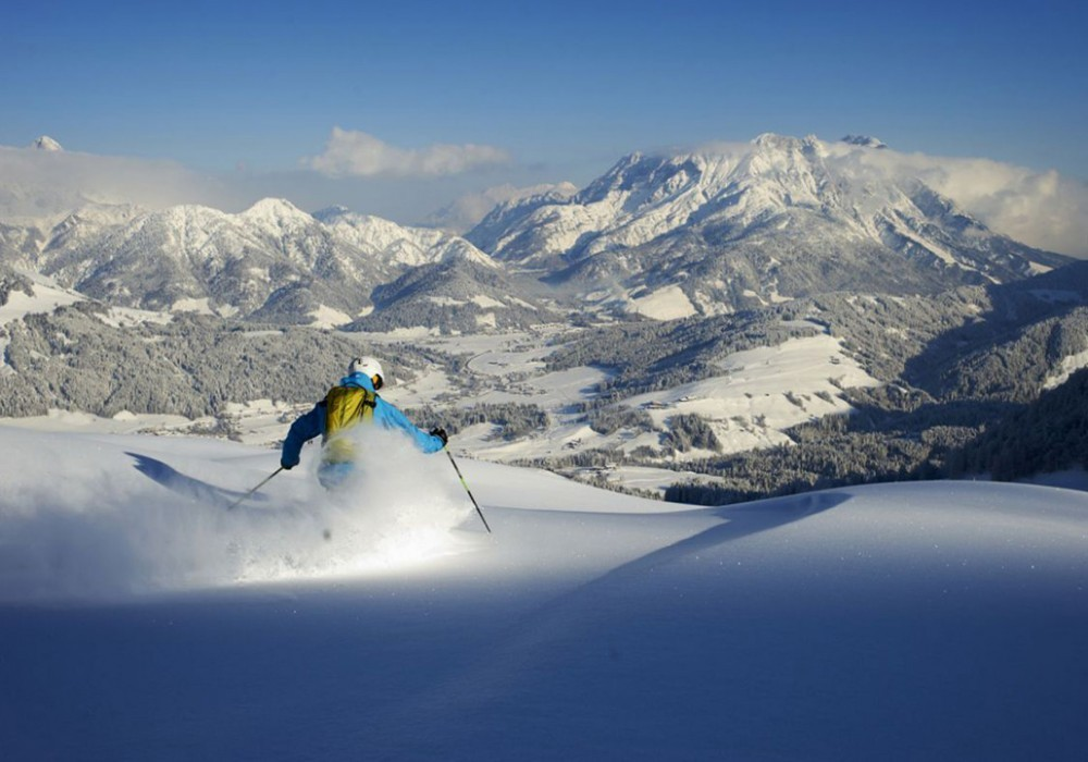 Kstle Ladies Days - Freeriden - in den Kitzbheler Alpen