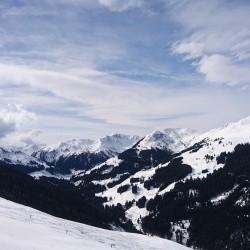 Skitour in Saalbach 3
