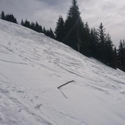 Skitour in Saalbach 4