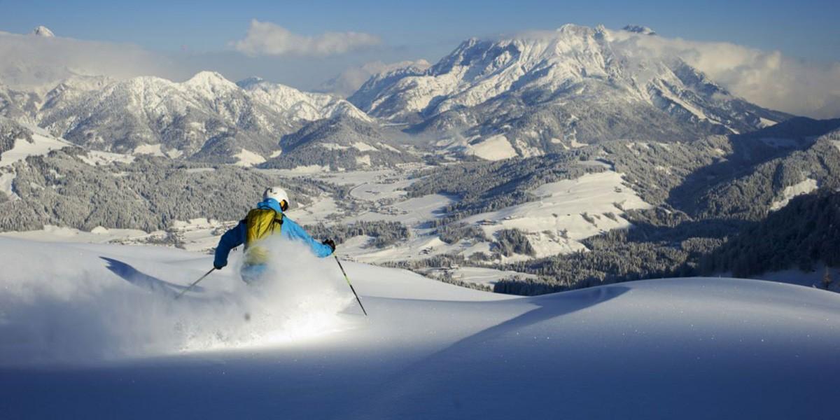 Neu mit an Board und Ski: Fieberbrunn - eva, Hotels